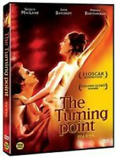 Shirley MacLaine THE TURNING POINT [US SHIPPER] 1977 NEW DVD Baryshnikov