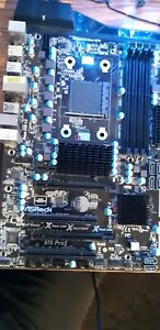 ASRock 970 PRO3 R2.0 AM3+/AM3 AMD 970 SATA 6Gb/s USB 3.0 ATX AMD Motherboard