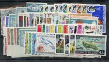 Solomon Is 1953-1970'S 88 Different *F-Vf Nh (Includes Some Small Sets) -