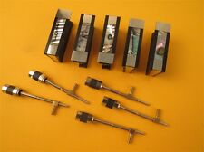 8pcs High quality ebony violin bow frogs with silver mounted violin bow parts