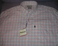 New Mens Top Quality Casual Shirt by BARBOUR Size XXL