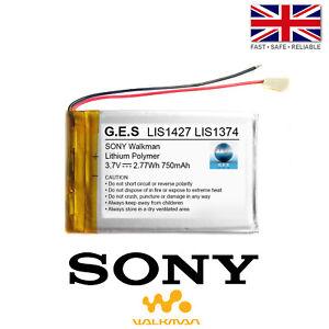 Sony Walkman NWZ A/E/S MP3 Player Battery - 3.7V 750mAh LIS1427 LIS1374 323450