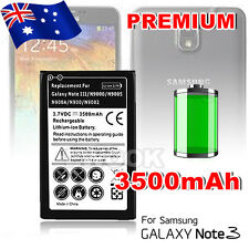 AU Li-ion Replacement Battery for Samsung Galaxy Note 3 3500mAH