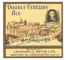 Younger's Double Century Ale - 1949 - Mint