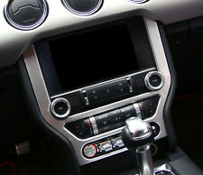 innen Armaturenbrett Navigation Panel Verkleidung 1 für Ford Mustang 2015-2017