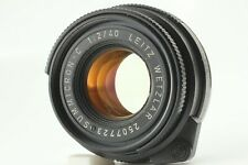 """NEAR MINT"" Leica Leitz Wetzlar Summicron-C 40mm F/2 Lens for Leica M From JAPAN"