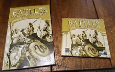 The Great Battles Collector's Edition PC With Manual
