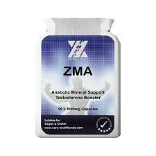 ZMA Zinco Magnesio Vitamina b6 Crescita Muscolare Forza-Non Steroidi Anabolizzanti CX