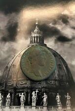 Numis - Sesterzio di Commodo - COMMODO SU QUADRIGA - moneta romana antica