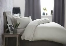 1000 Thread Count Single Ply Egyptian Cotton Flat Sheet Emperor 7ft in Grey