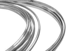 Easy Silver Solder Wire 0.5mm  20cm Round Fully Annealed for Repairs