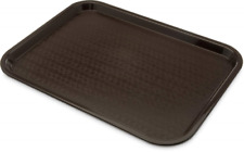 Standard Serving Chocolate Tray Fast Food Diner Dish Lunch Restaurant Catering