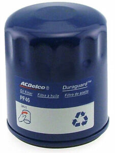 Engine Oil Filter-Classic Design ACDelco Pro PF46 CHEVROLET GMC  BUICK CADILLAC