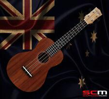 Maton Concert Ukulele Solid Blackwood Rosewood Fretboard LR Baggs Pickup Case