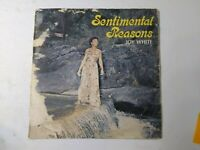 Joy White - Sentimental Reasons - Vinyl LP 1978
