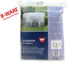 WEHNCKE Schutzhülle für Sitzgruppen Gartenmöbel Ø 320cm Höhe 93cm - 15488 B-Ware