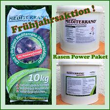 Mediterrano Rasen Power Paket - Für Ihren Rasen nur das Beste!!