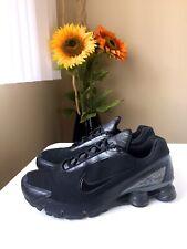 Nike Shox 315379-002 Men's Running Shoes Black Size 10