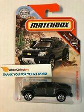 '16 Chevy Colorado Xtreme * Grey * 2019 Matchbox Case P ZB13