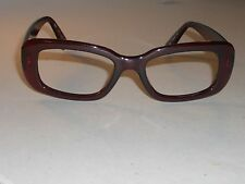 d3945460ba RAY BAN RB4122 THICK SHINY BURGUNDY RITUALS EYEGLASSES SUNGLASSES FRAMES  ONLY