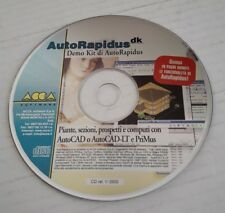 CD Auto Rapidus demo kit Auto CAD autocad