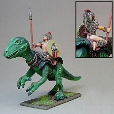 Shadowforge Miniatures Tribal Heavy Cavalry Warrior No 4