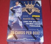 2017 Panini Diamond Kings 7 Pack Baseball Blaster Box Possible Judge Bellinger