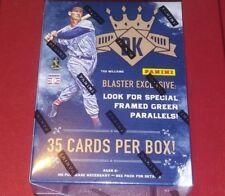 2017 Panini Diamond Kings 7 Pack Baseball Blaster Box 5 Cards per Pack