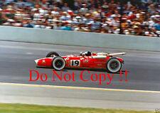 Jim Clark STP Lotus Ford 38/4 Indianapolis 500 1966 Photograph 4