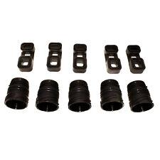 New 10Pcs Sealing Sleeve &Adapter For BMW 128i 335i 535i 24347588725,24347588724