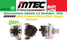 Alternatore VALEO 1.3 Multijet 90A 439505 Alfa Romeo Mito Fiat Punto Lancia MJET