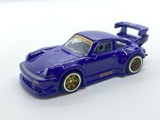 Hot Wheels Rwb Porsche 930 *Team Transport* W/ Rubber Wheels