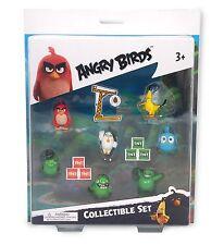 Angry Birds Movie Mini Figure Set B 7-Pack