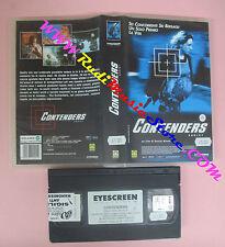 VHS film CONTENDERS SERIE7 2001 Daniel Minahan MEDUSA E000401 (F147) no dvd