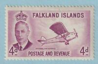 FALKLAND ISLANDS 112  MINT NEVER HINGED OG ** NO FAULTS EXTRA FINE!