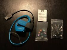 SONY Walkman  NW-WS414 8GB waterproof cold heat corresponding blue