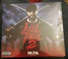 Mr. Phil CD Kill Phil Vol.2 Egreen Danno Il Turco Ensi Nex Cassel Dsa Commando