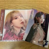 IZ*ONE IZONE JPN 3rd single Vampire MIYAWAKI SAKURA solo jacket CD + photo set