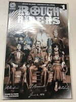 Rough Riders #1 *FiRST PRiNT* (2016) Aftershock Comics Glass Olliffe