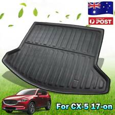 For Mazda CX-5 CX5 KF 2 17-19 RearTrunk Cargo Floor Mat Boot Liner Tray Carpet