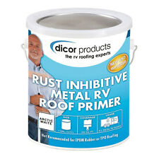 Dicor Metal Roof Coating System Part 1: Meta Roof Rust Inhibitive Primer 1 Quart
