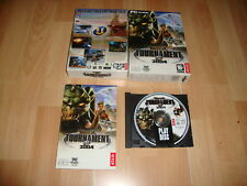 UNREAL TOURNAMENT 2004 DE ATARI PARA PC CON 6 DISCOS USADO EN CAJA DE CARTON