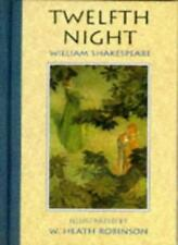 Twelfth Night (The illustrated Shakespeare)-William Shakespeare, W. Heath Robin