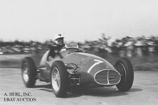 Maserati A6GCM Formula One & Bonetto – 1952 F1 GP Germany - photograph