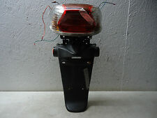 KYMCO YOGER GT125 TAIL LIGHT & PLATE MOUNT / 2007 / KYMCO