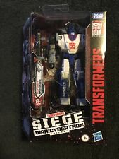 New listing Transformers Hasbro War For Cybertron Trilogy Generations Siege Autobot Mirage