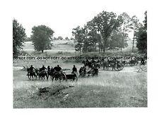Antietam Lost Images Civil War Re-enactment Selenium Toned Battle Photo #9 |