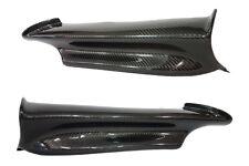 für BMW E90 E91 3er M-TECH BUMPER Frontdiffusor Splitter echtes carbon Sportlich