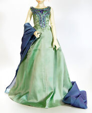 "Boneka Embroidered Silk Ballgown with scarf for 43cm / 17""  BJD/MSD dolls"