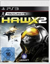 PLAYSTATION 3 Tom Clancy's H.A.W.X. 2 HAWX 2 guterzust tedesco.